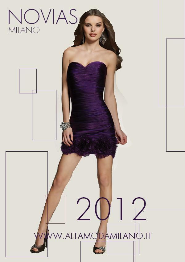 new product f7fd8 3fe77 GUARDATE qui che stupendi abiti da sera corti eleganti e ...