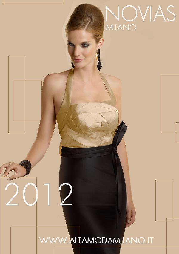 new style d0e32 f8638 Le nuove collezioni di abiti da cerimonia milano NOVIAS 2012 ...